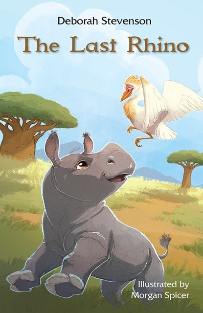"""The Last Rhino"" will be published on September 22 World Rhino Day"