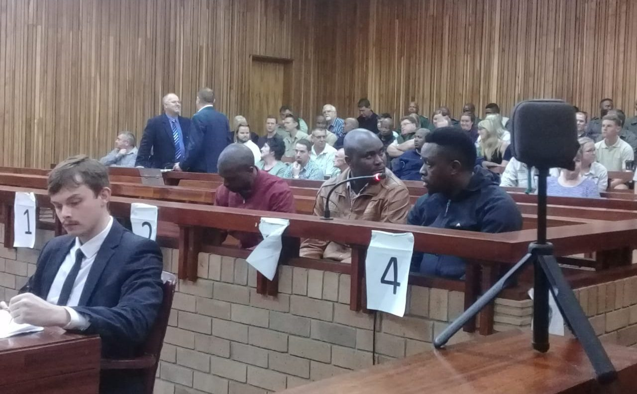 EC rhino poachers sentenced to 25 years each